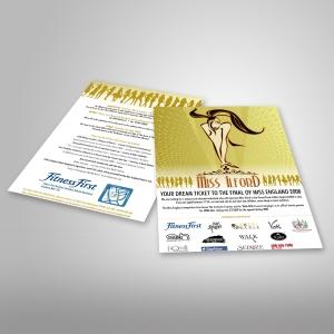 Leaflets on Paper