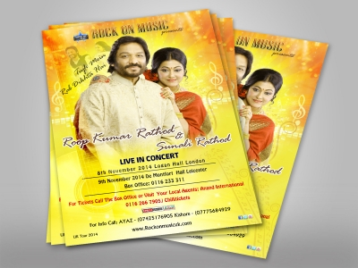 Posters 130gsm Gloss  Paper Full Colour Printing